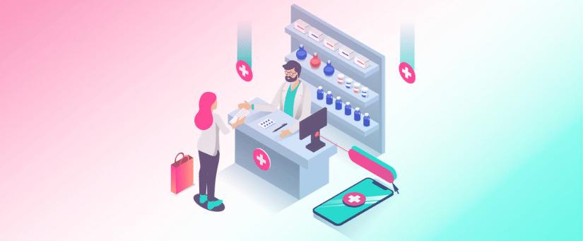 atendimento de farmácia