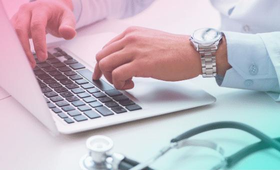 gestão de consultório médico