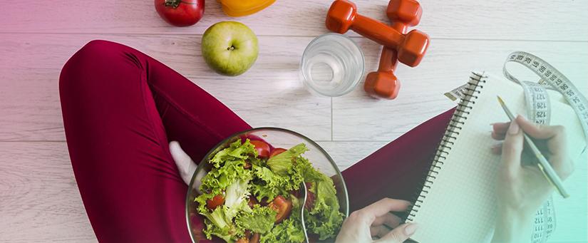 o que emagrece mais dieta ou exercício