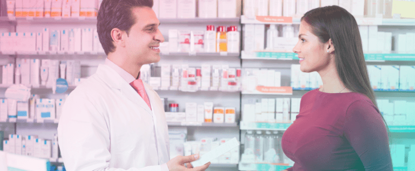 saúde da mulher na farmácia magistral