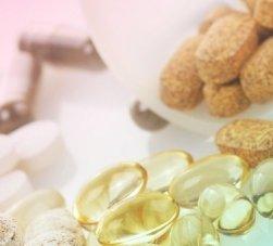 forma farmacêutica para vitaminas