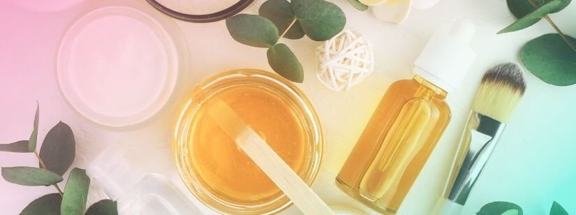 produtos de skincare
